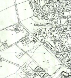 Wellington Rd & Beresford Rd 1875