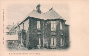 Birkenhead School – The School House