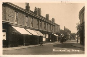 Claughton Firs, probably 1920's