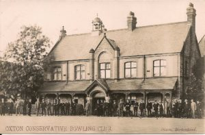 Conservative Club Bowling Club, founded in 1898