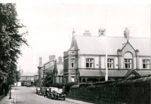 Conservative Club, Village Rd. The Club was founded in 1882 at 16 Claughton Firs, moving to the Village Rd premises in 1897