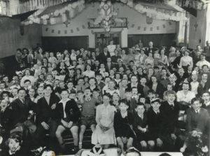 Coronation Day 1953, Parish Hall