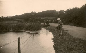 Duck Pond Lane – until relatively recently there was a duck pond at the bottom near the junction with Woodchurch Road