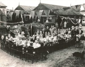 Empire Day 1951, Newburns Lane