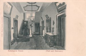 Kensington House – interior