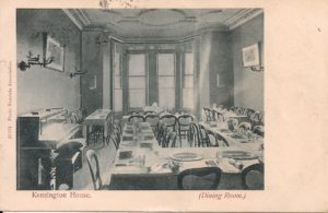 Kensington House – Dining Room