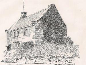Oxton Old Hall, Talbot Rd