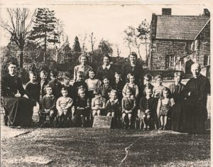 Oxton School Class 2, 1951