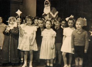 Oxton School Nativity Play, c 1951