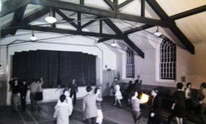 Country dancing, St Saviour's Parish Hall