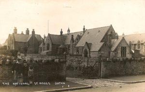 St Saviour's School, Storeton Rd