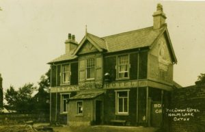 Swan Hotel, Holm Lane. A beerhouse was run here from 1864 by Hugh Swan and then by his wife Betty to the 1880's